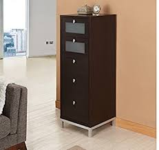 storage cabinet with drawers amazon com wooden drawer unit tall home office storage cabinet 5