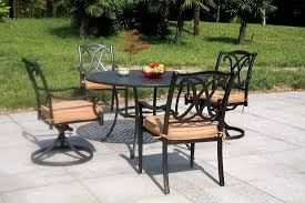 Patio Furniture Manufacturers by How To Take Care Of Cast Aluminum Patio Furniture U2014 The Homy Design