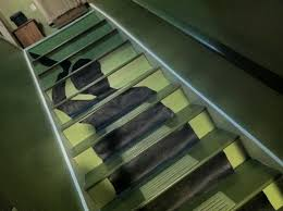 psycho stairs how to make a halloween decoration home diy