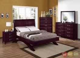 beautiful modern bedroom sets king valencia contemporary european