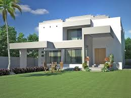 Pakistan Modern Home Designs Plans Realestate Green Designs - Modern green home designs