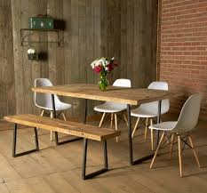 furniture lovable keep real our rustic kitchen table long dining