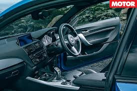 Bmw M235i Interior Bmw M235i Review Motor