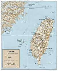 Map Of China And Taiwan by Taiwan U0027s 2008 Elections A New Direction For The U0027other China