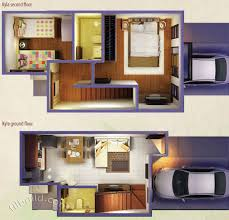 House Plans Small Lot Two Story House Plans For Small Lots Philippines Escortsea