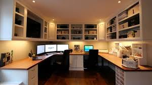 two home home office designs for two