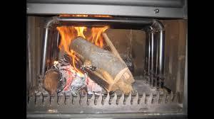 fireplace heat exchanger homemade youtube