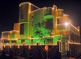 best wedding lights decorations with indian wedding decorations at