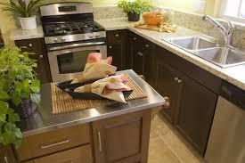 steel top kitchen island kitchen stainless steel kitchen islands design ideas ga stainless