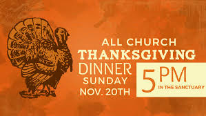 all church thanksgiving dinner calvary chapel eastside