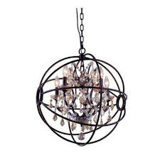 Elegant Lighting Chandelier Elegant Lighting Chandeliers Hanging Lights The Home Depot