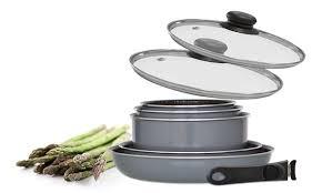 batterie de cuisine pradel batterie cuisine pradel premium groupon