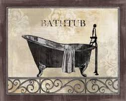 bathroom signs decorative art posters at allposters com