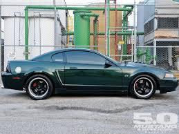2001 Black Mustang 2001 Ford Bullitt Mustang Gt 5 0 Mustang U0026 Super Fords Magazine