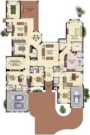 1 5 Car Garage Plans Best 25 One Level Homes Ideas On Pinterest One Level House