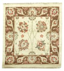 Rugs With Red Accents New Contemporary Indian Agra Area Rug 59212