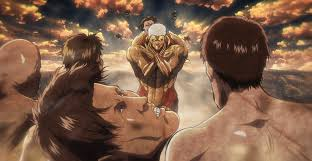 attack on titan attack on titan u2013 episode 36 review u2013 u201ccharge u201d hardwood and