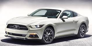 mustang 50 year limited edition future collectibles 2015 ford mustang 50 year limited edition