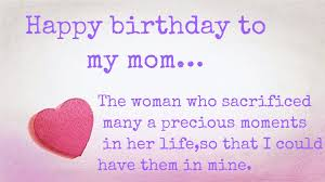 Mom Birthday Meme - happy birthday mom images with quotes let us publish