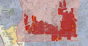 Oregon Fires Map Black Forest Fire The House That Hugh Built