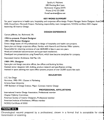 Federal Government Resume Builder Sample Civilian And Federal Resumes Resume Valley Narrative Sample