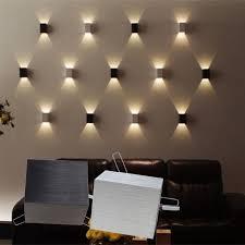 Bedroom Wall Lighting Ideas Best 25 Led Wall Lights Ideas On Pinterest Wall Lighting Wall Wall
