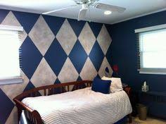 Wall Paintings Designs Accent Wall With Squares Painted In Different Colors Here U0027s Our