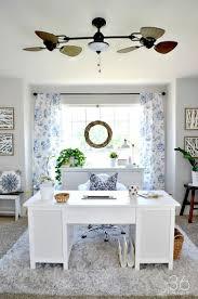feminine home office decorating ideas com also pottery barn