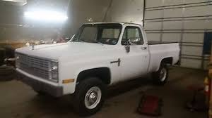 1983 Chevy Shortwide 4x4 - 1983 pickup cars for sale used cars on buysellsearch