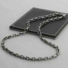 man necklace silver sterling images Men 39 s sterling silver necklaces sterling silver necklace is jpg