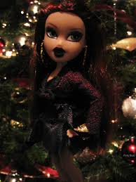 gothic christmas pinky bratz flickr