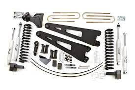 Ford Explorer Lift Kit - suspension lift kits ford zone offroad products