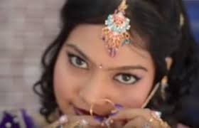 hindi bridal makeup videos tutorial pink studio bridal makeup for reception in hindi indian bridal makeup