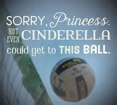 I Love Soccer Quotes by 58 Inspirational Volleyball Quotes Howtheyplay