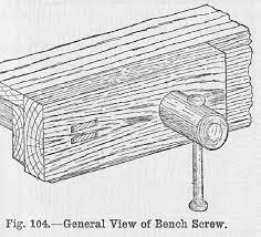 Wooden Bench Vise Screws by Wooden Vise Screws A Woodworker U0027s Musings