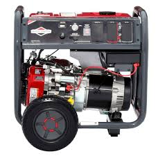 briggs u0026 stratton elite series 7 000 watt gasoline powered