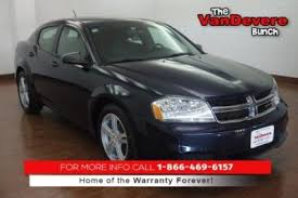 2013 dodge avenger warranty used dodge avenger in cleveland oh auto com