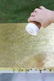 Glitter Laminate Flooring Going To Add A Top Layer Of Glitter Resin To My Craft Room Tables