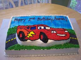 cars birthday cake cars birthday cake cakecentral