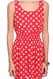 the best red polka dot dress the best red dress