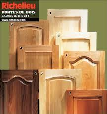 de bois ou armoires de cuisine en bois ou de salle de bain