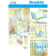 Simplicity Convertible Crib New Will Appreciate These Coordinated Accessories For The