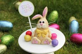 Simple Easter Cake Decorations by Easter Bunny Cake Ideas Adorable Easter Bunny Cake With Pink