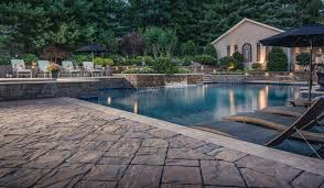 Types Of Patio Pavers by Pool Deck U0026 Patio Design Trends In 2017 Belgard Blog