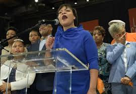 Makeup Schools In New Orleans Grace Notes In Latoya Cantrell New Orleans Chooses A Fighter For