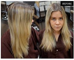 beach blonde before u0026 after neil george my style pinterest