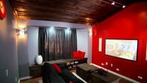 Hgtv Media Room - home theater u0026 media room videos hgtv