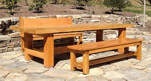 live edge outdoor table outdoor dinning steel root furniture modern wood and metal