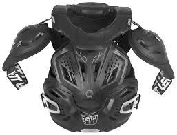 motorcycle riding vest leatt fusion 3 0 vest revzilla