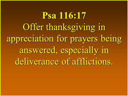 grace fellowship church pastor jim rickard thanksgiving